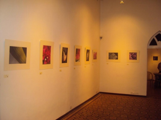 Exhibit N-exhibit of photographs by Noel da Lima Leitao - 23rd Dec 2009