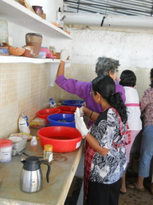 Batik and Tie Dye workshop with artist Rani Sarin - 19th to 22nd January 2012