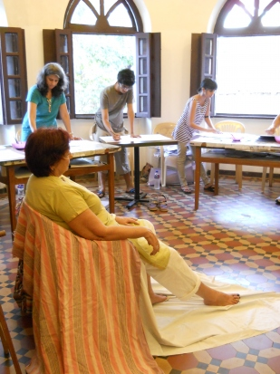 Art Skills for Development - 3 day drawing workshop with Liz Kemp - 8 to 10 Feb 2012