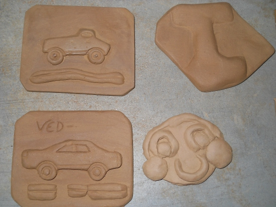 Fun with Clay with Ramdas Gadekar - Level 3 - 16th to 21st April 2012